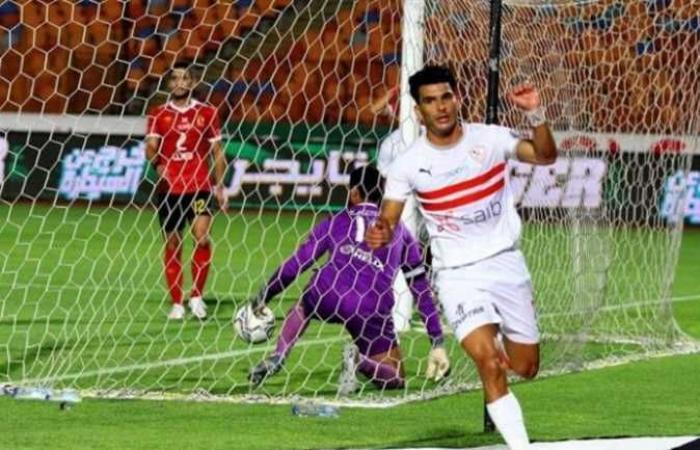 أرقام طارق حامد وزيزو مع الزمالك في بطولة الدوري
