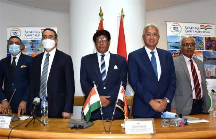 سفير الهند في القاهرة: علاقتنا مع مصر ترجع إلى عصور قديمة