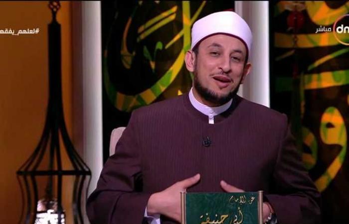 رمضان عبدالمعز: الله لا يحب المعتدين.. وآيات القتال للدفاع فقط