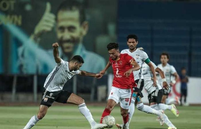 الأهلي وأسوان بث مباشر الآن 27 - 8 - 2021 في الدوري المصري (لحظة بلحظة)