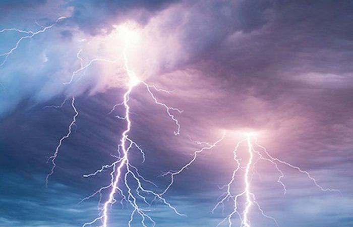 """تنبيه لـ""""الأرصاد"""": أمطار رعدية على عدد من محافظات مكة المكرمة"""