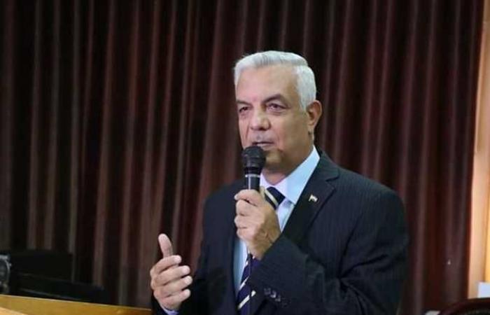 رئيس جامعة المنوفية يفتتح فعاليات المؤتمر العلمي الأول لكلية الحاسبات والمعلومات