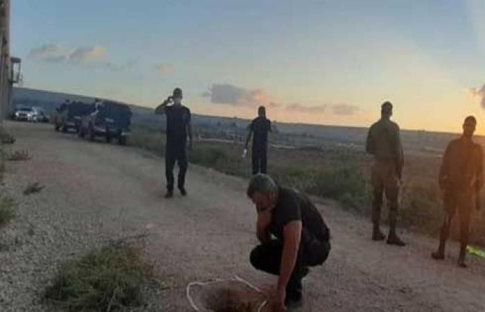 اسرائيل تتكهن عبور اثنين من الأسرى الفارين الى الاردن
