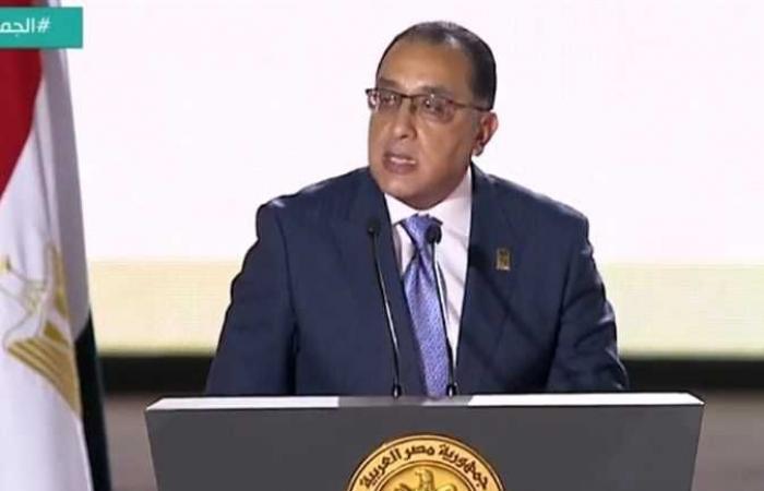بعد قليل .. رئيس الوزراء يفتتح ملتقى بناة مصر
