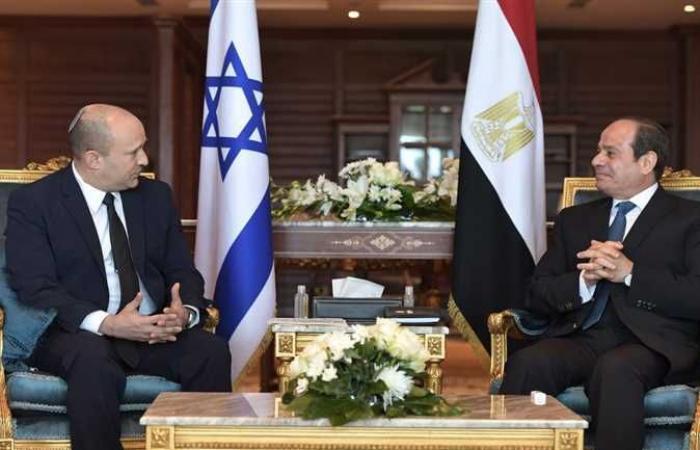 الرئاسة: مقابلة الرئيس السيسي وبينيت أكدت على تثبيت الهدنة مع الفلسطينيين