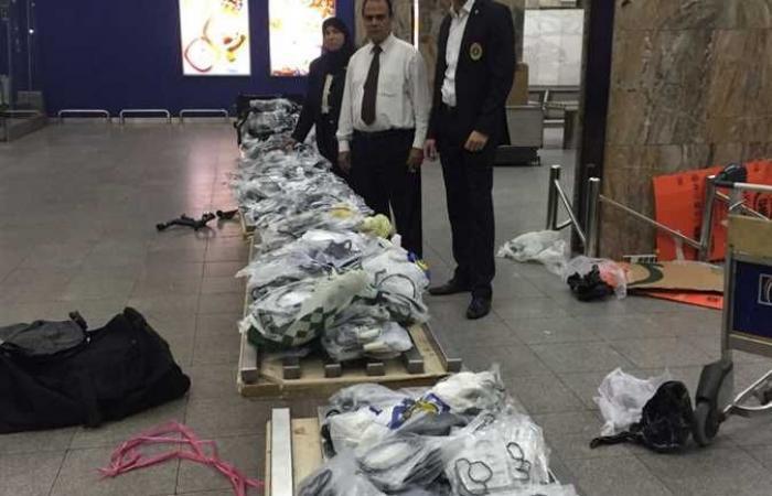 «طايع» يحذر من تكديس التجار لبضائع غير مطابقة للمعايير قبل تنفيذ قرار السيسي