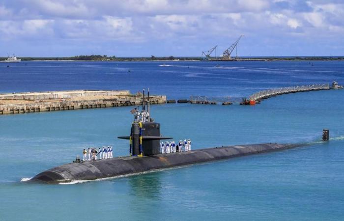 التنافس يغذي سباق التسلح في المحيط الهادئ