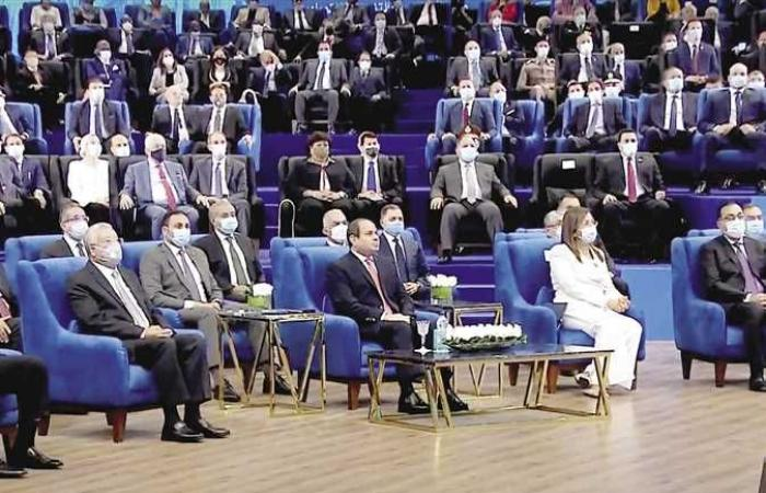 «صناعة النواب»: تقرير «الأمم المتحدة للتنمية» رصد إنجازات مصر في 10 سنوات
