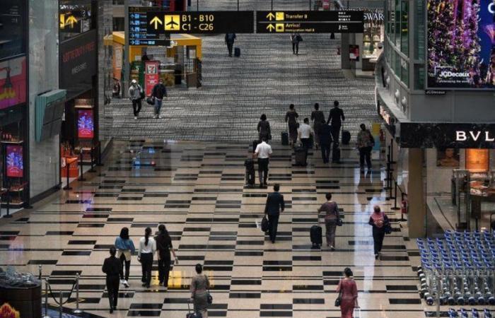 اعتباراً من الأربعاء المقبل.. سنغافورة تخفّف القيود على المسافرين من السعودية
