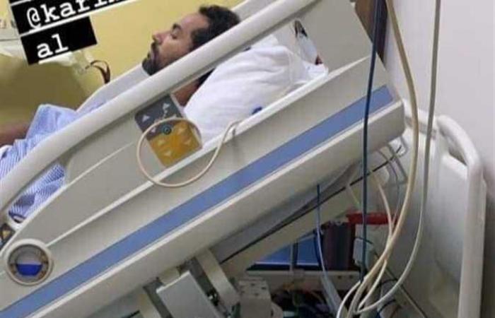 اَخر تطورات الحالة الصحية للفنان كريم فهمي بعد إصابته بجلطة في الرئة