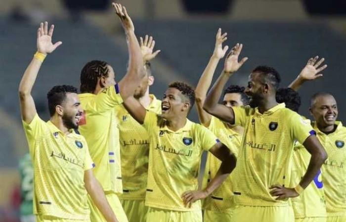 مشاهدة مباراة وضمك ضد الشباب مباشر الآن في الدوري السعودي (لحظة بلحظة)