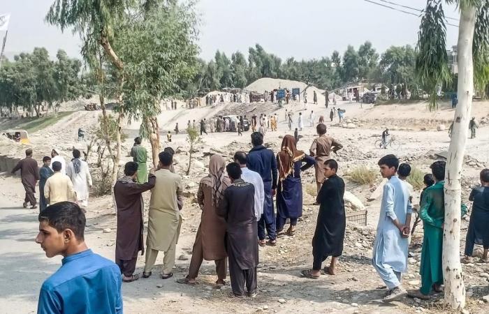 طالبان تستغيث بالمجتمع الدولي