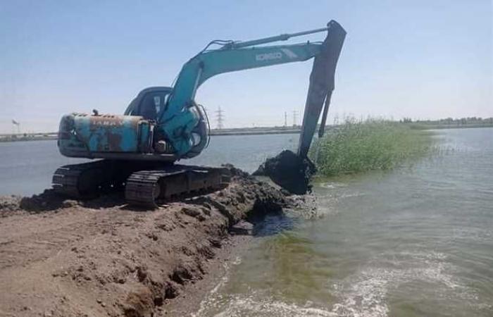 محافظ بورسعيد: إزالة مزارع سمكية مخالفة على مساحة ١١٨ فدان