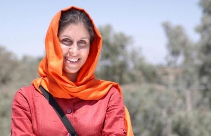 مطالبة بإعادة نازانين المحتجزة في إيران