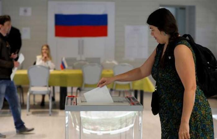 النتائج الأولية لانتخابات مجلس الدوما الروسي تظهر تقدم حزب بوتين