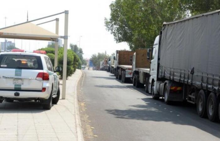 لماذا منعت الشاحنات من الوقوف داخل أحياء مكة؟