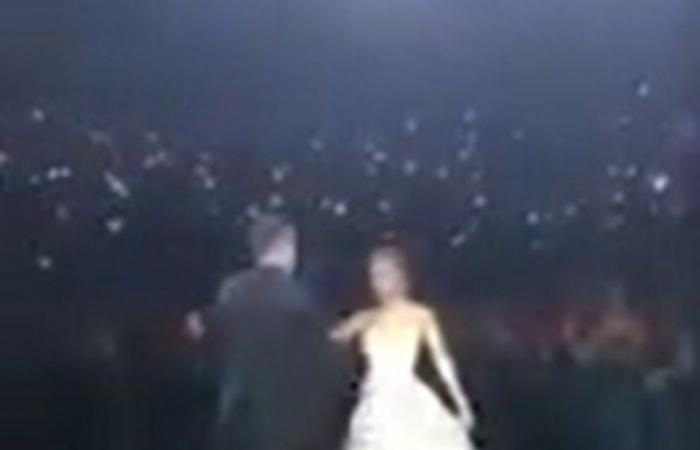 في المكسيك وبالفيديو.. حريق يُحَوّل حفل زفاف إلى كارثة