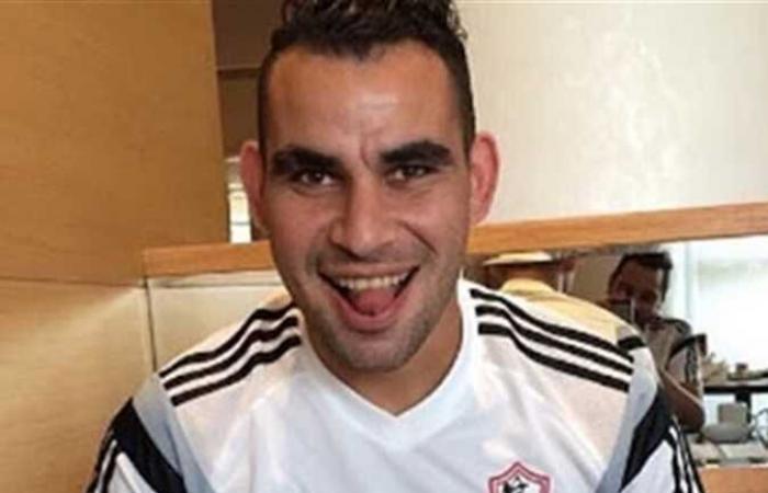 أحمد عيد عبدالملك للجنة الزمالك بعد أزمة النقاز: اللي رجعه يدفع من جيبه بقى
