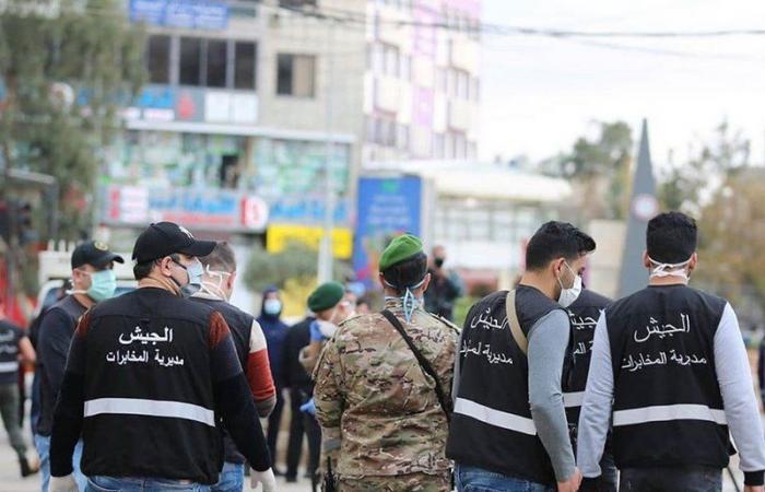 """المخابرات اللبنانية تعتقل عناصر خلية تابعة لـ""""داعش"""""""