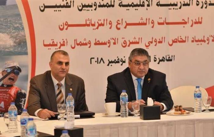 الكويت تدعو مصر للمشاركة فى الدورة التدريبية الأساسية لإعداد مدربي ألعاب القوى