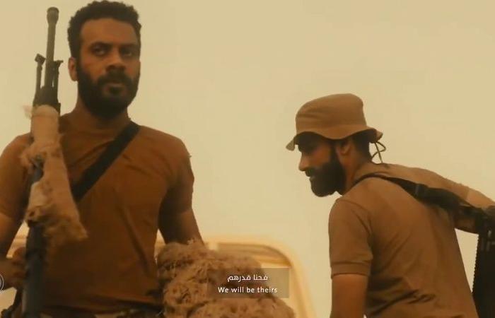 """فيلم """"سهم معزي"""".. شاهد رحلة """"منصور"""" من أجل الثأر لرفيق الحد الجنوبي"""