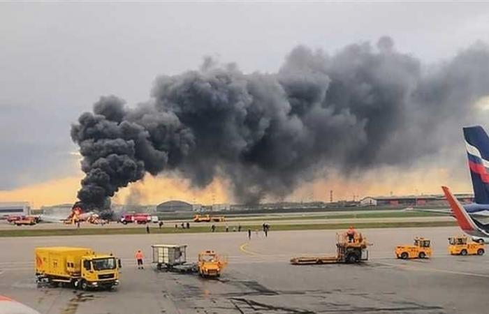 تحطم طائرة روسية على متنها 6 أفراد قرب مدينة خاباروفسك