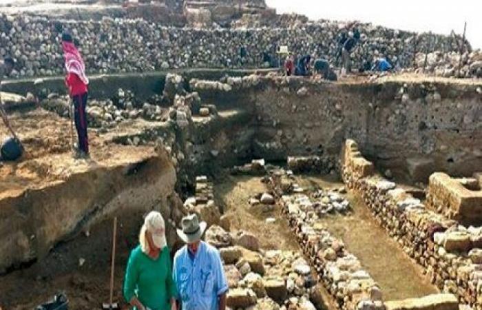 انفجار جوي وراء تدمير مدينة قديمة في الأردن