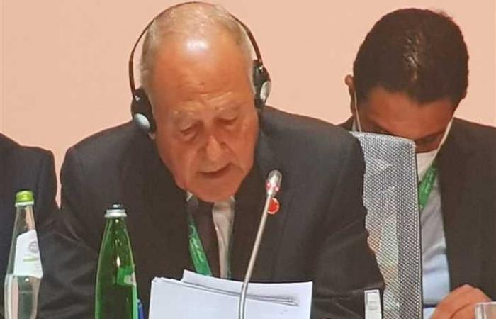 أبوالغيط: القضية الفلسطينية على رأس أولوياتي خلال اجتماعات الأمم المتحدة