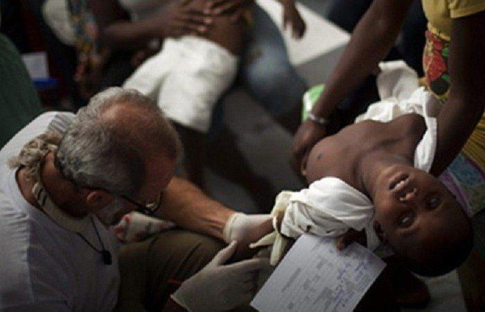 نيجيريا.. ارتفاع حصيلة وفيات تفشي مرض الكوليرا إلى 2404 أشخاص
