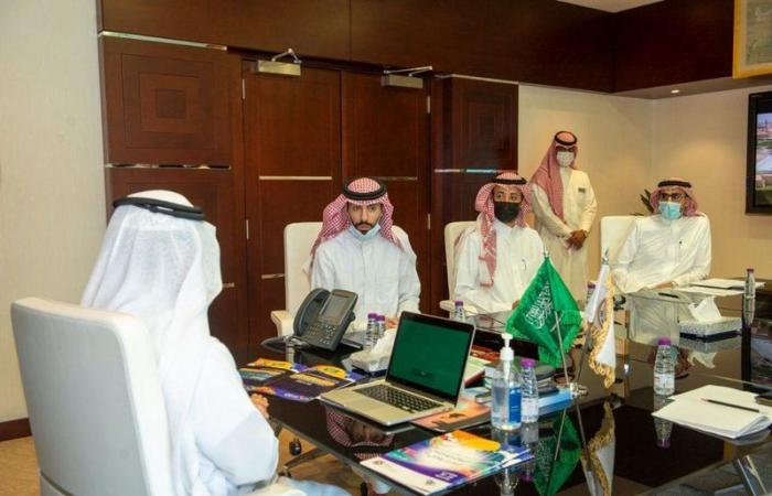 91 فعالية ونشاطًا ومشاركة تُطلقها جامعة الملك فيصل احتفاء باليوم الوطني 91