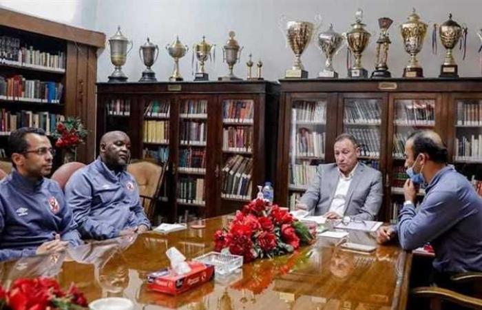 اجتماع مهم في الأهلي «الثلاثاء» لحسم عدد من الملفات المهمة