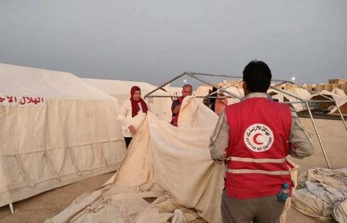 الهلال الأحمر يدرب مدرسي البحر الأحمر على صحة وسلامة التلاميذ