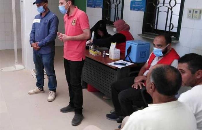 الإدارة الصحية بنخل تستعد لحملة شلل الأطفال بعقد ندوات تثقيفية
