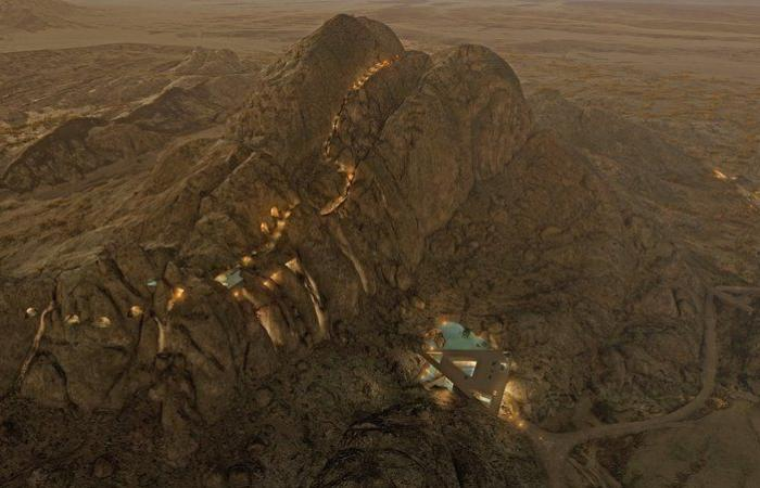 شركة البحر الأحمر للتطوير تكشف عن تفاصيل منتجعها الجبلـي الفاخر