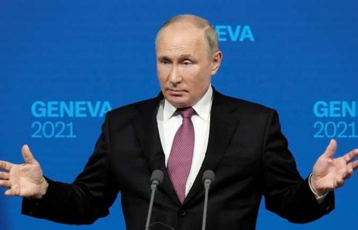 روسيا: توسع «الناتو» في أوكرانيا «يتجاوز خطاً أحمر» بالنسبة لبوتين
