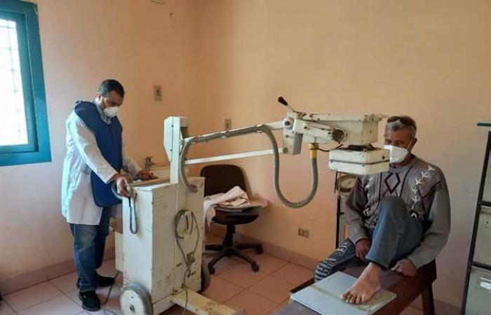 علاج 770 مريضا في قافلة طبية مجانية بإحدى قرى الدقهلية