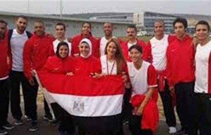 منتخب مصر يخسر من اليابان بخماسية نظيفة فى مستهل مشواره ببطولة العالم للريشة الطائرة