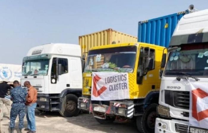 أزمة تيجراي: ماذا حدث لشاحنات الإغاثة