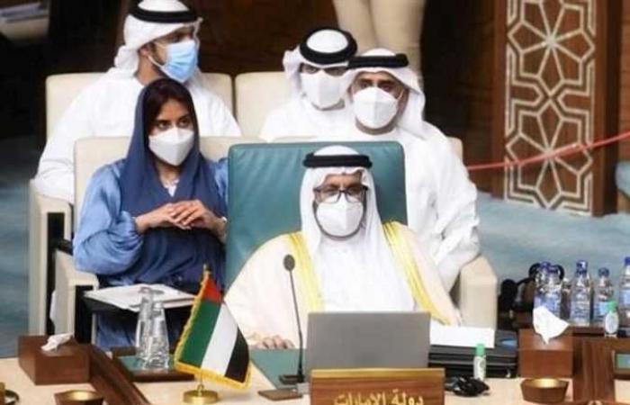 الإمارات تطالب بوقف التدخلات في الشأن العربي وحل نزاعها مع إيران على الجزر الثلاث سلميا