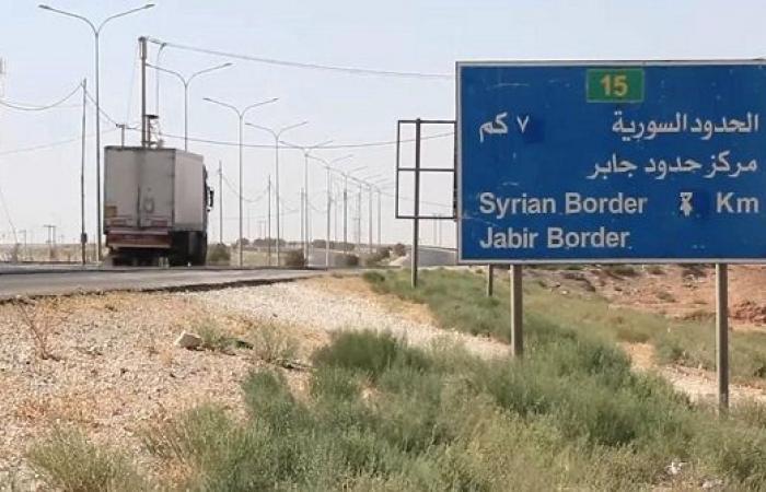 """المجالي :  """" ترانزيت بري """"  لنقل السوريين مسافري الملكية عبر جابر"""