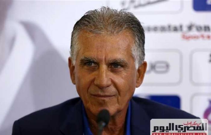 لاعب الأهلى: مواجهة ليبيا صعبة .. وكيروش على أعلى مستوى