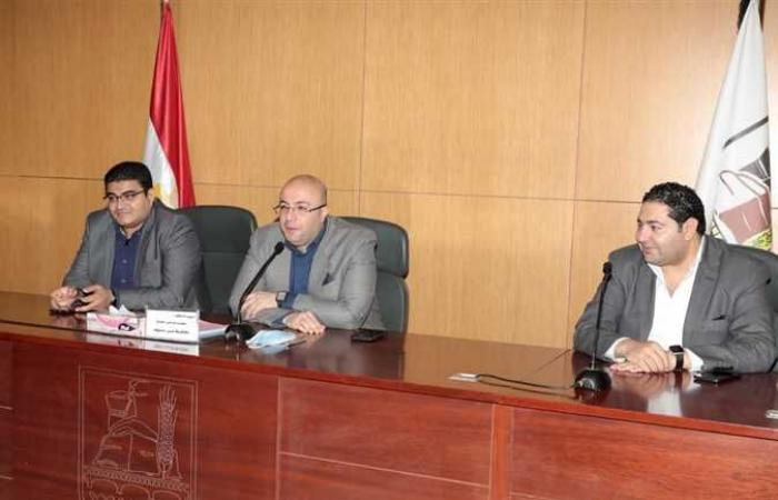 بني سويف: الكشف وتوفير العلاج لـ 600 مواطن في قافلة ضمن «حياة كريمة»