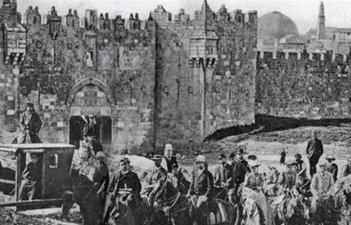 «زي النهارده» بداية الانتداب البريطانى على فلسطين 29 سبتمبر 1923