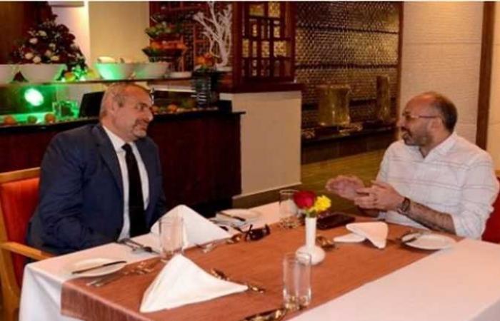 سفير مصر بكينيا: فرص الزمالك أكبر في الفوز وسأحضر المباراة لمؤازرته