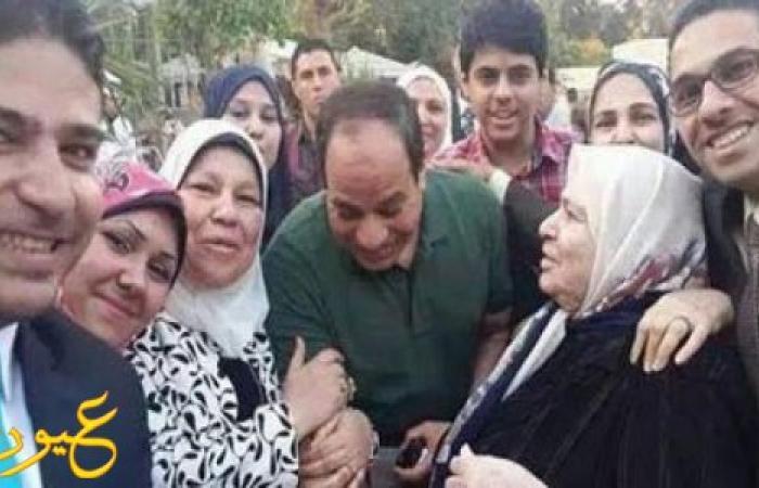 """رئاسة الجمهورية تستدعى شبيه """"السيسى"""""""