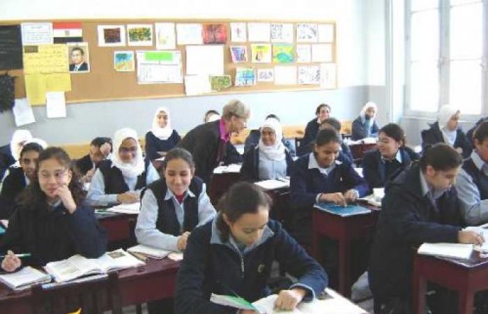 فضيحة كبرى... مدرسة بالشرقية بها 185 طالب و1408 موظف