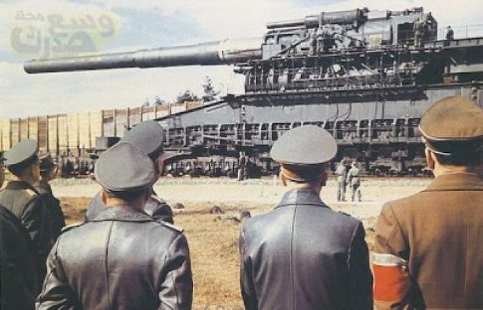 بالفيديو و الصور ..أضخم و أندر دبابة فى العالم ألمانية الصنع