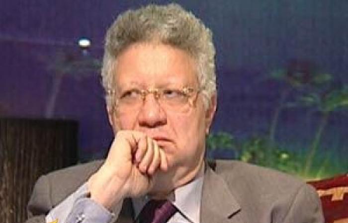 مرتضى منصور تعليقا على عدم ارتداء مرسي زي الحبس الاحتياطي