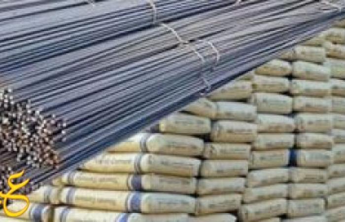 ارتفاع سعر الحديد والأسمنت اليوم في مصر الأحد 1-1-2017