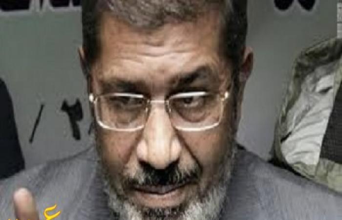 مرسي يوافق على التصالح مع الدولة بشروط ثلاث